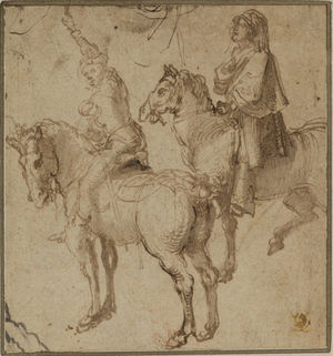 London Courtauld horseman.jpg